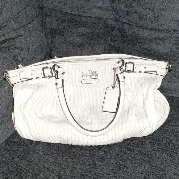 Coach Handbags - Coach Madison Satchel